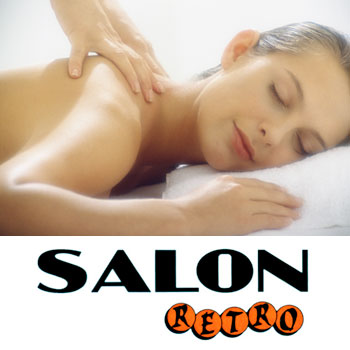 Relax with 50% off massages at Salon Retro!